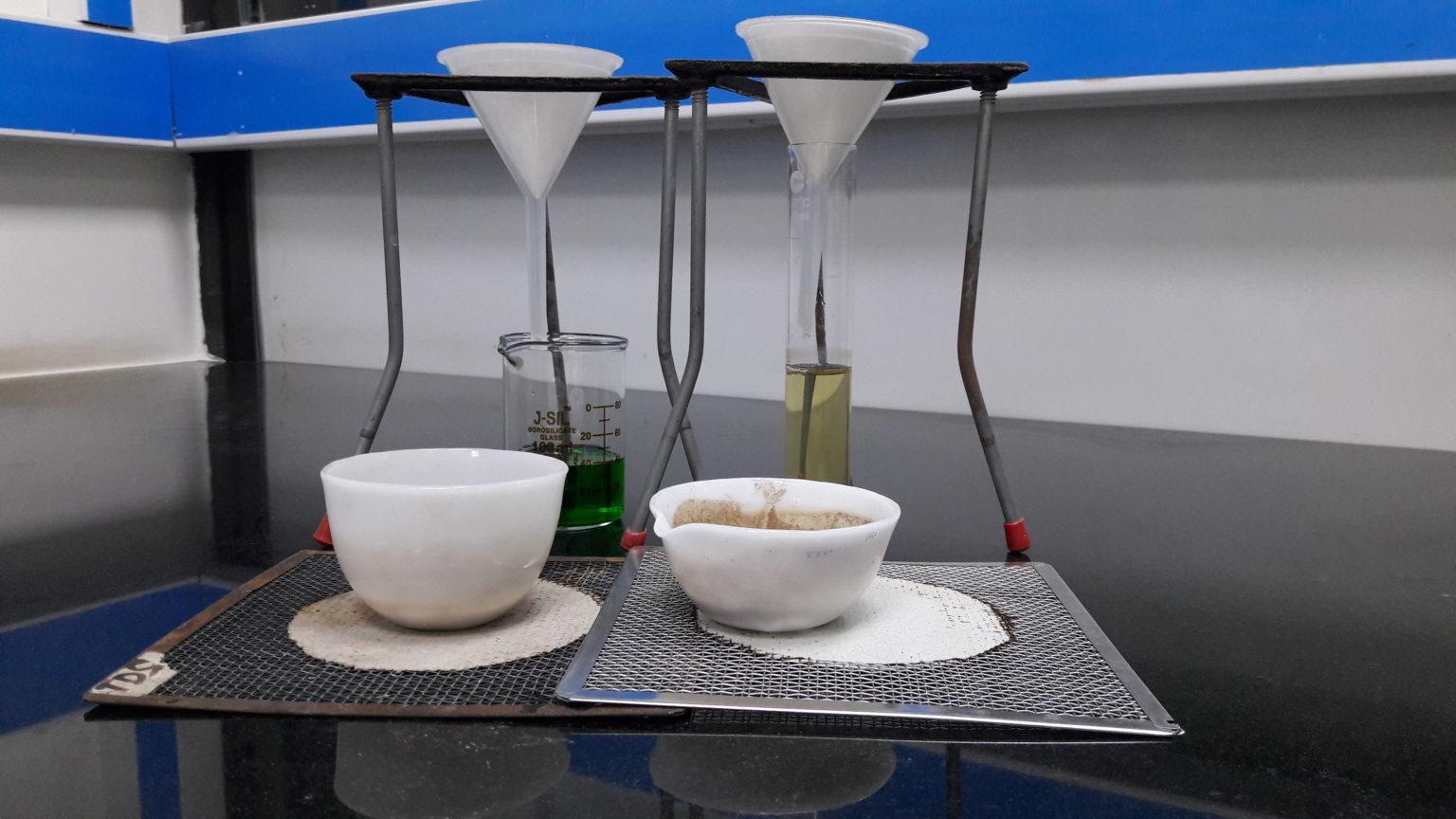 industrial wastewater testing